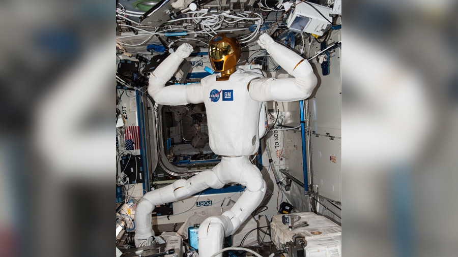 Spacewalking astronauts finishing months of ISS robot arm fix