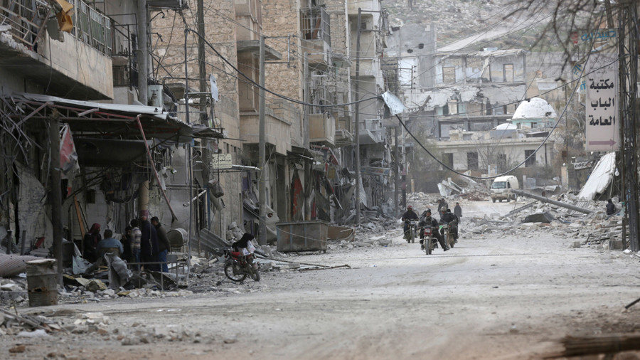 Nation-building in Syria - or nation-wrecking?