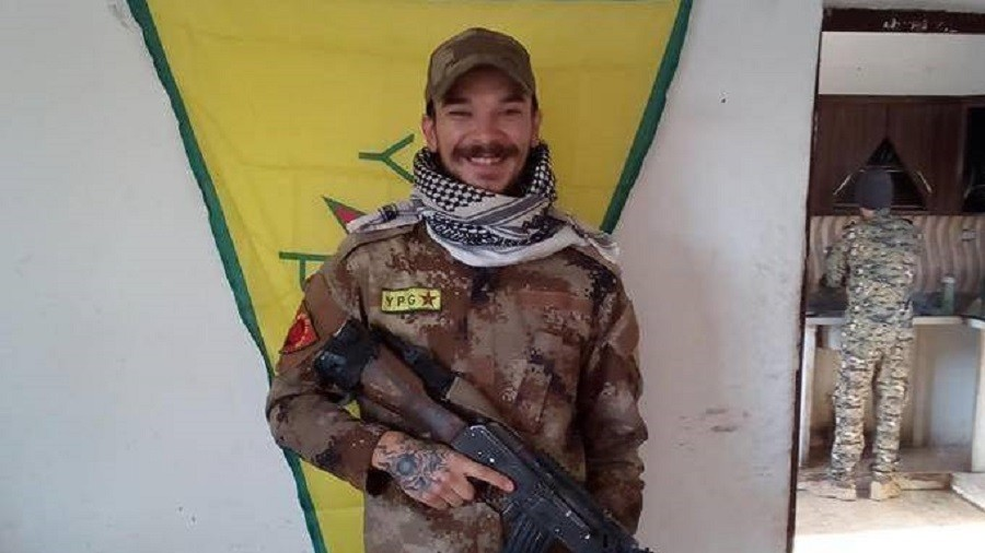 Briton arrested on terrorism charges… because he fought against ISIS
