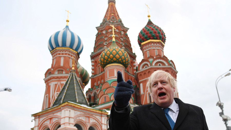 BoJo refused Moscow sit-down to discuss allegations of Brexit vote meddling - Russia's UK ambassador