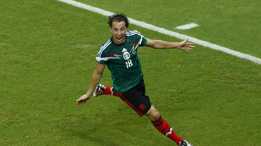 'This is my fourth World Cup, I hope it will be my best' – Mexico captain Andres Guardado