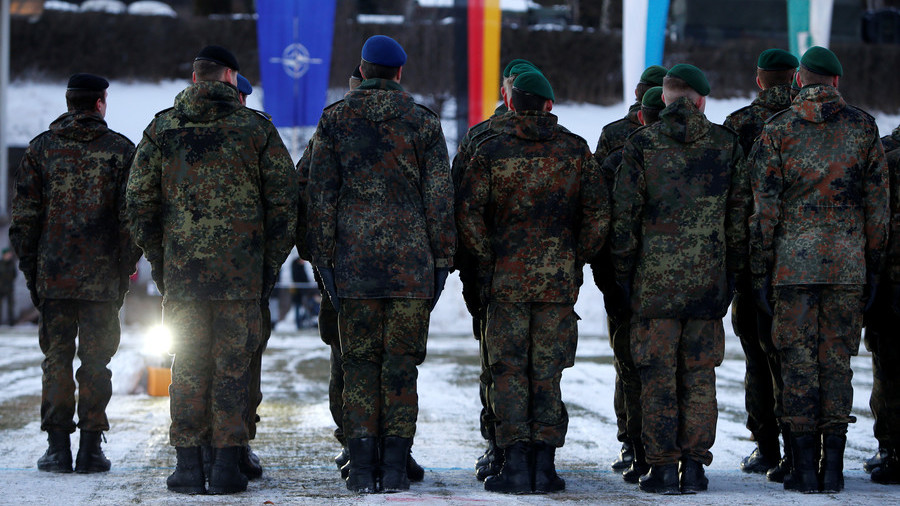 German army exposed as lacking basic equipment for NATO missions – report