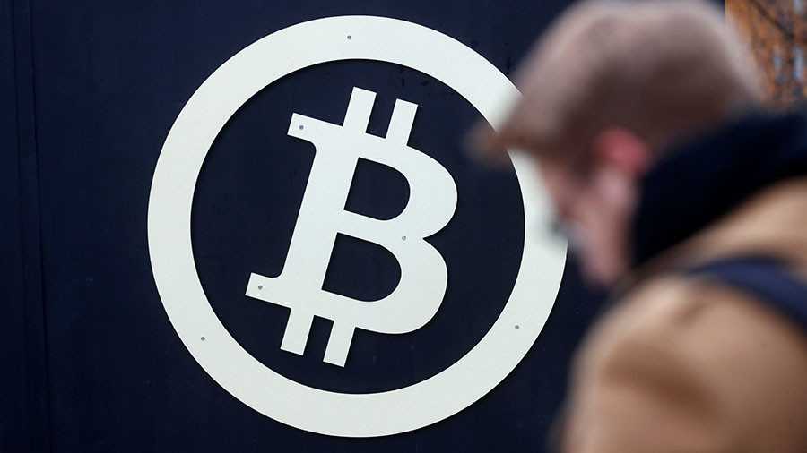 Bitcoin remains volatile but its value is rising