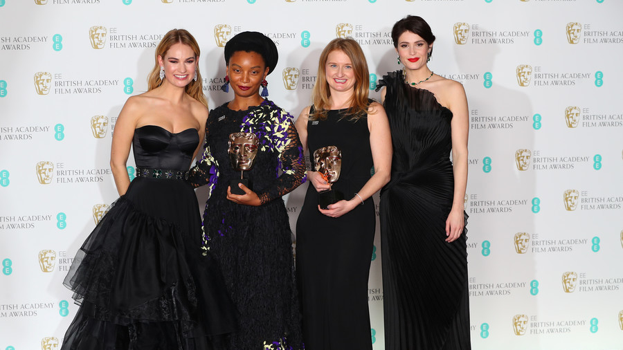 The RED carpet: Politically-charged BAFTAs as celebrities turn to activism