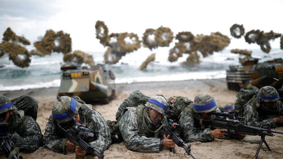 US, S. Korean militaries to conduct joint drills despite detente with Pyongyang