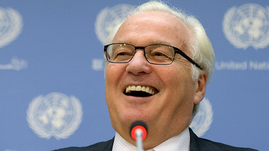 'Diplomatic maestro': Russia remembers legendary UN envoy Vitaly Churkin (VIDEO)