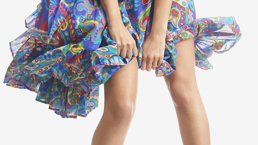 'Upskirters' target girls as young as 10, police powerless