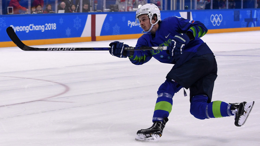 #PyeongChang2018: Slovenian Olympic hockey player fails drug test