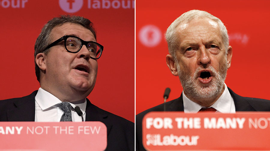 'Baseless right-wing propaganda' — Tom Watson slams press over Corbyn spy accusations