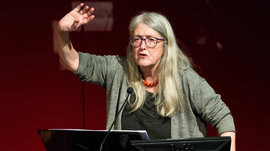 Stop 'collecting scalps,' Mary Beard tells #MeToo campaign