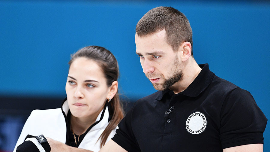 'Only someone with no common sense would use meldonium' – Russian curler Krushelnitsky
