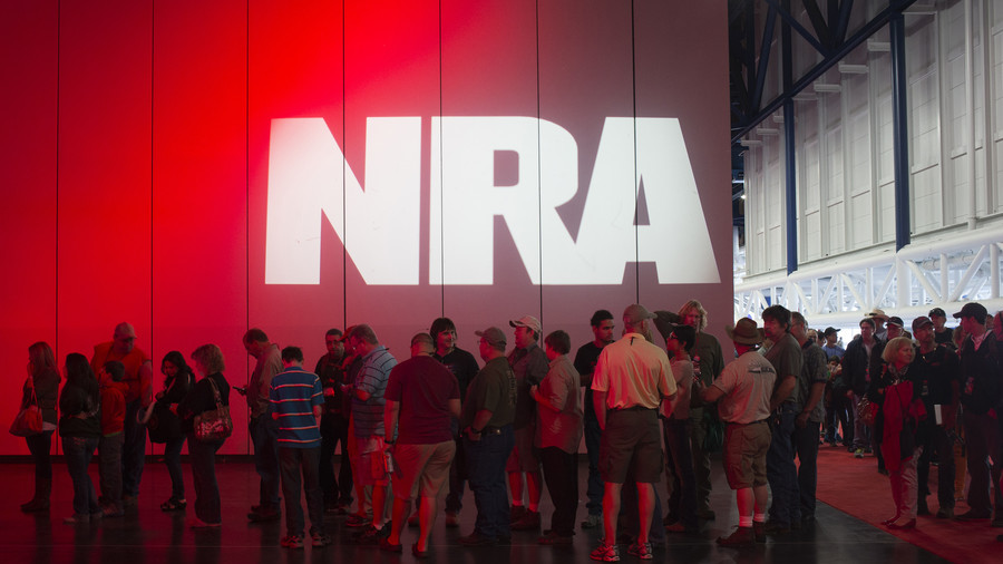Gun owners warned after 'Kill the NRA' appears on billboard