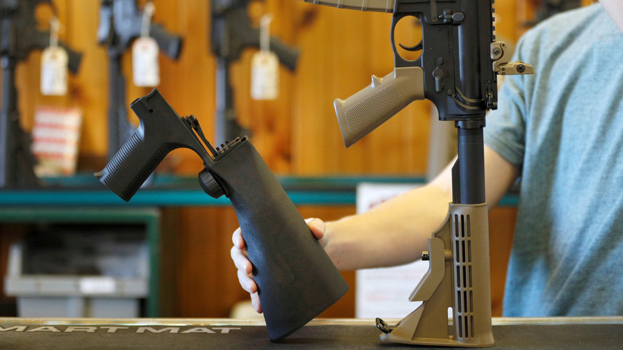 President Trump Moves to Ban Firearms' Bump Fire or Bump Stocks
