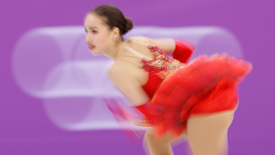 'Apparently the Russians didn't like my column': US critic of Zagitova on RT article