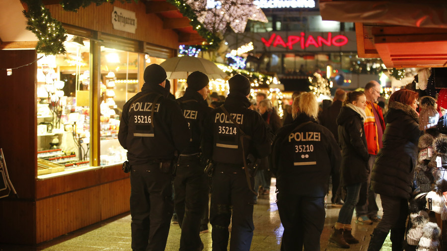 Berlin's anti-terrorist chief 'double jobbed' while team overstretched prior to Christmas attack