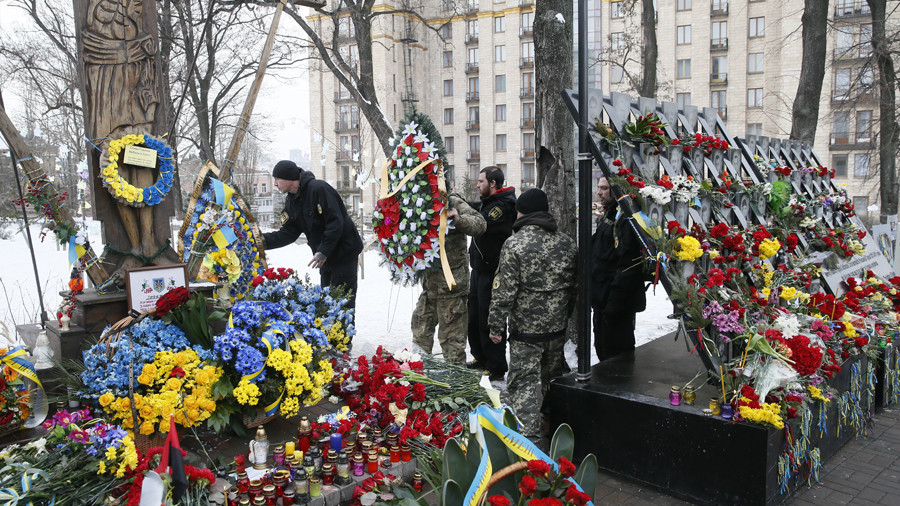 Four years after 'Euromaidan,' corruption is still king in Ukraine
