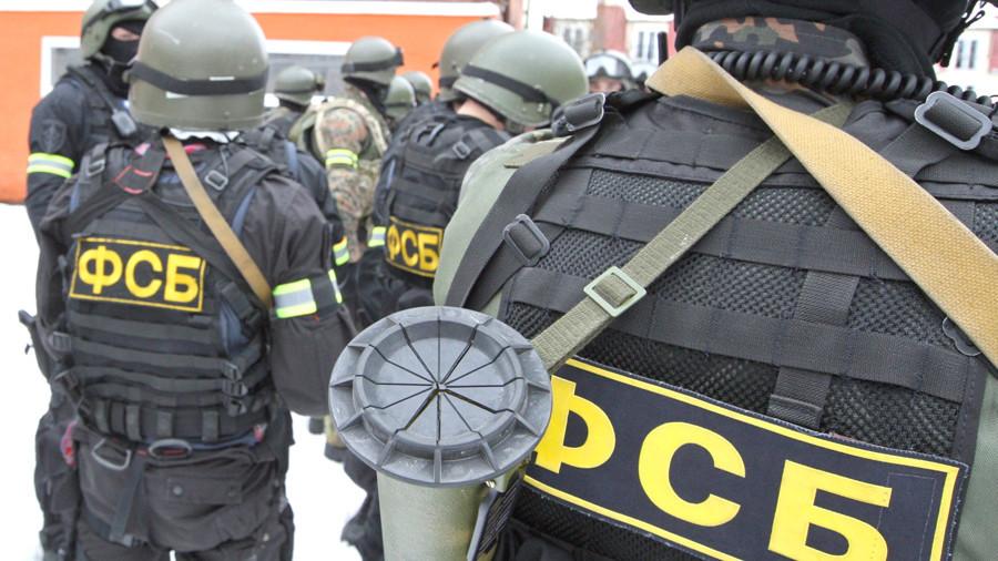 Russia's FSB foils terrorist plot in St. Petersburg