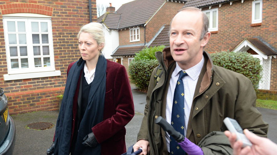 We're not racists, we're royalists: Henry Bolton defends girlfriend Jo Marney in TV interview