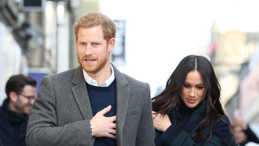 White powder letter to Harry and Meghan being treated as racist hate crime – Scotland Yard