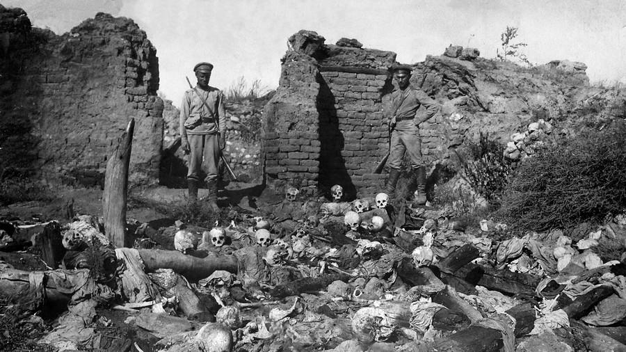 Dutch lawmakers label massacre of Armenians as genocide