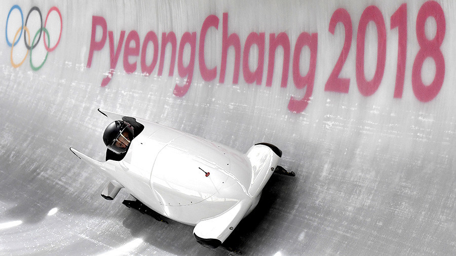 Olympics: Russian bobsledder Sergeeva admits anti-doping violation - CAS