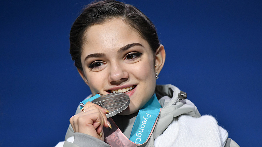 'I regret nothing. I did everything I could' – Evgenia Medvedeva on her silver medal in PyeongChang