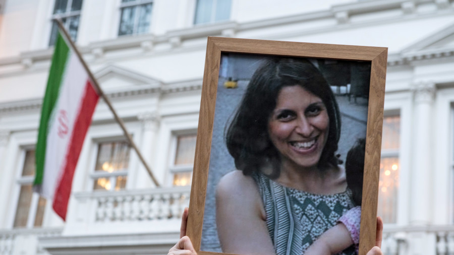British-Iranian prisoner's release depends on £400mn arms deal debt row, claims husband