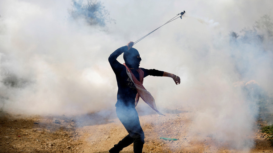 Palestinian who died after beating by Israeli troops 'may have died from tear-gas inhalation' – IDF