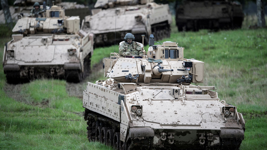 Sweden eyes doubling military budget by 2035, citing Russian bogeyman