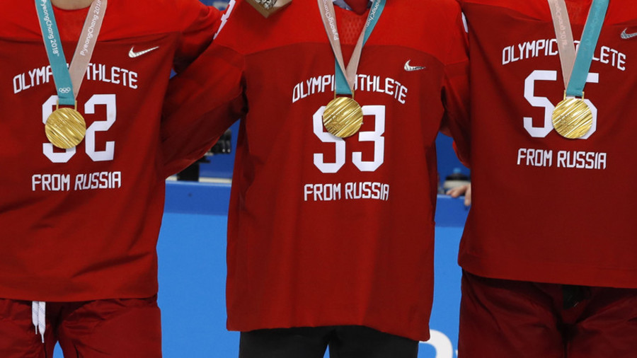 From Albertville to PyeongChang: The story of two Russian hockey triumphs