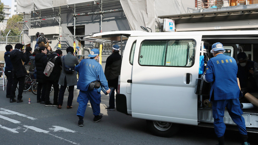 American tourist arrested on suspicion of beheading Japanese woman