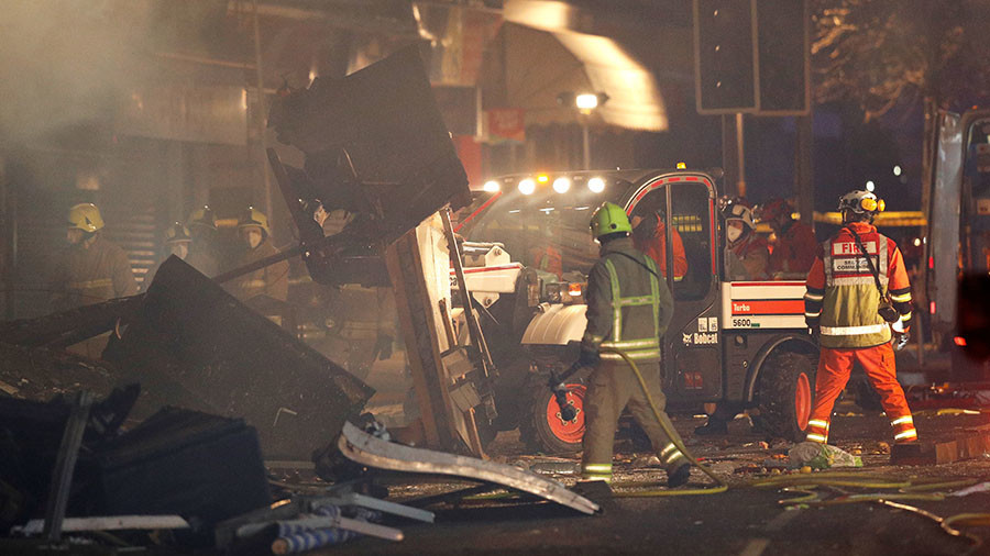 Leicester explosion: 5 people confirmed dead, including child - more injured