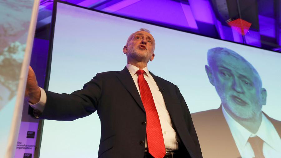 'Snake oil' sales from Jeremy Corbyn as David Davis blasts Labour's Brexit customs union pledge