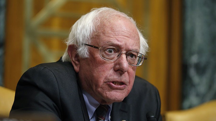 bernie sanders  Bernie Sanders bashed for spreading 'false story' while deflecting ...