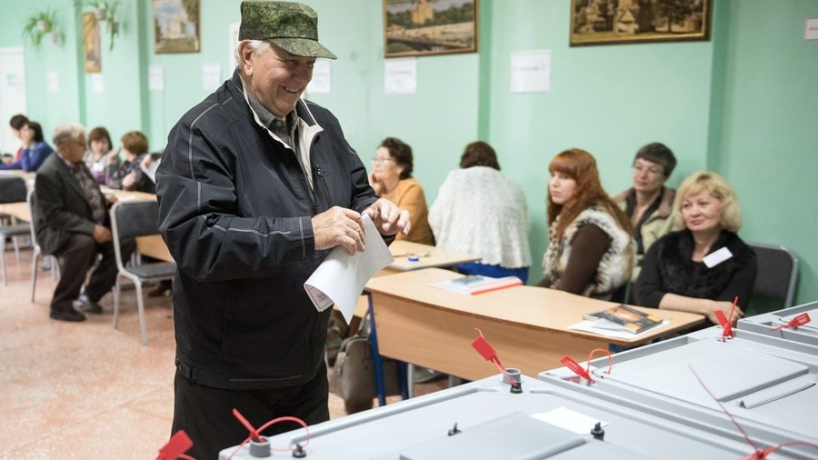Early voting begins in remote Russian regions for 2018 presidential polls