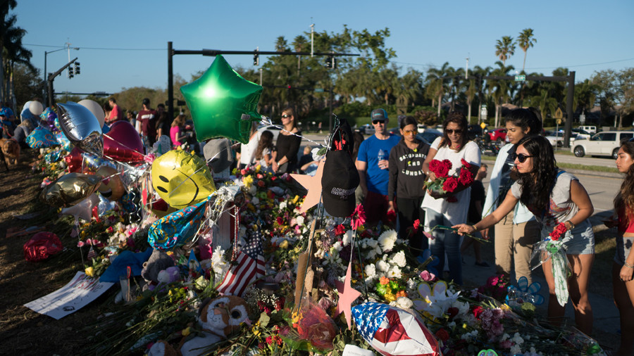 Parkland massacre survivor boycotts school until Florida passes gun legislation