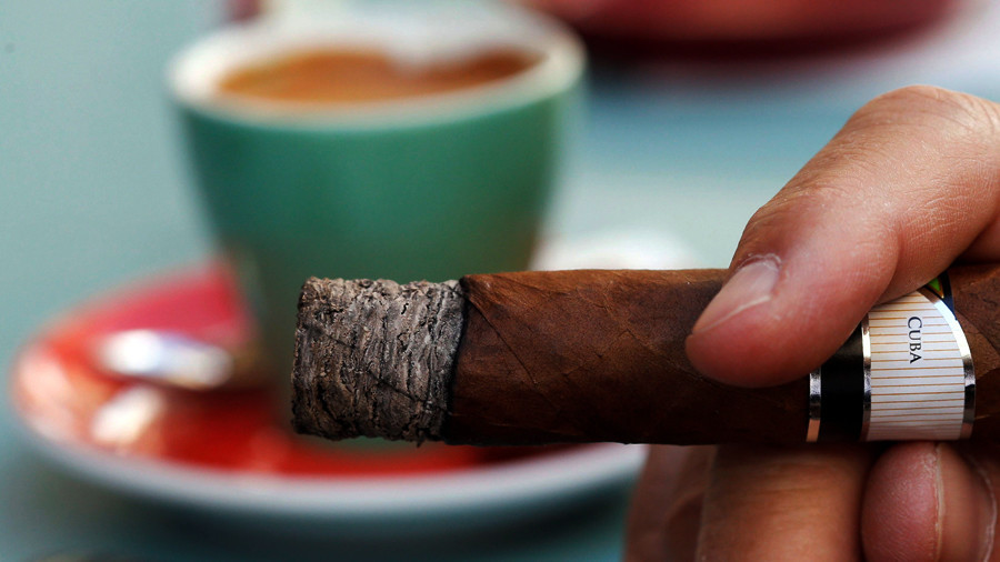Cuban cigar sales smokin' on rising China demand