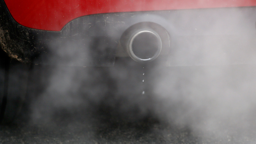 Diesel-vehicle ban approved for German cities to cut pollution