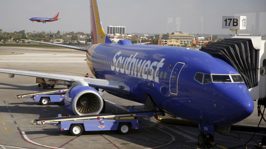 Southwest Airlines Plane Engine Catches Fire, Forced To Make Emergency Landing
