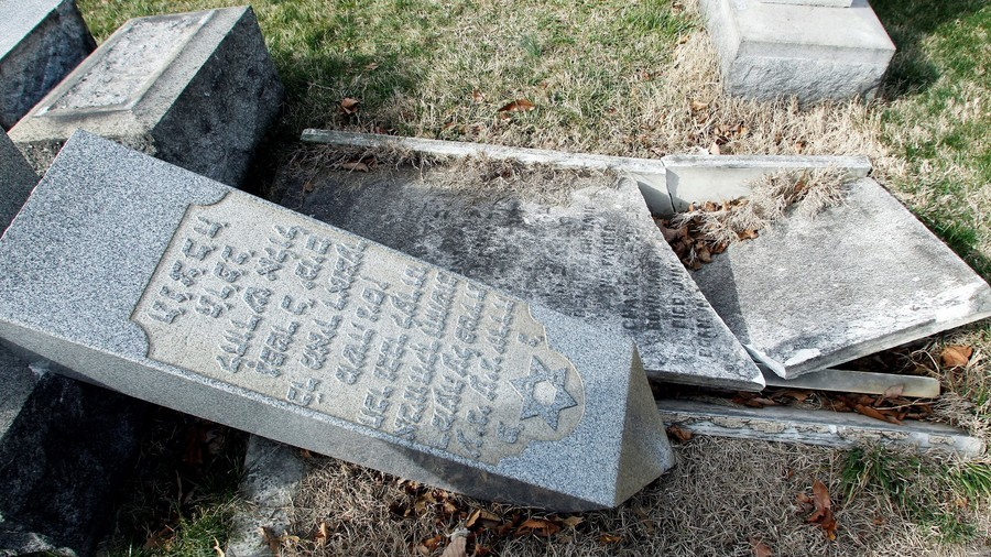 Anti-Semitic Acts Surged in New York Last Year
