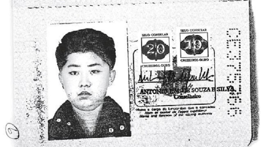Kim Jong-un's secret Brazilian passport discovered (PHOTOS)