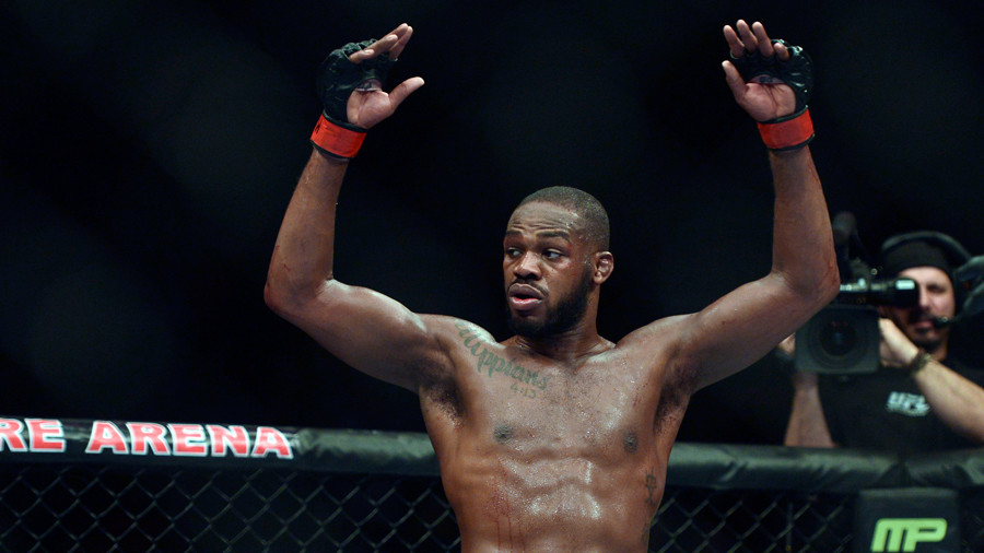 MMA star Jones fined, licence revoked over drug test