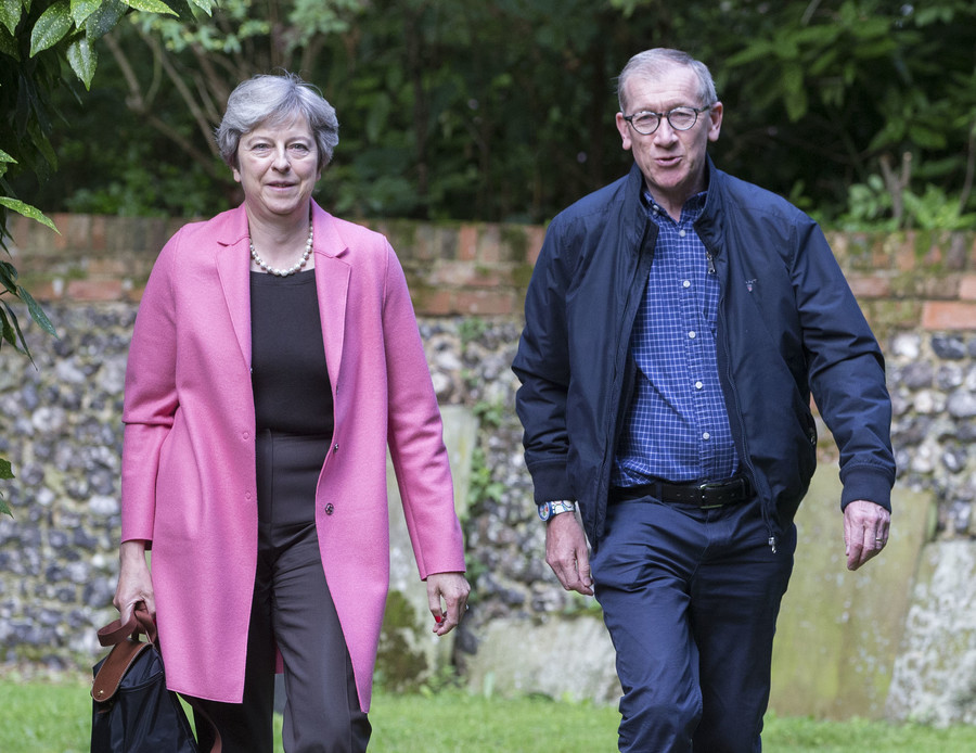 Is Philip May a sex symbol in China? UK PM finds unexpected secret weapon in 'handsome' husband