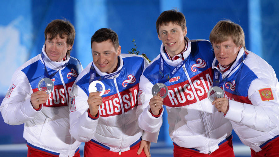 Russia back to 1st in overall Sochi Olympics medal count after CAS ruling