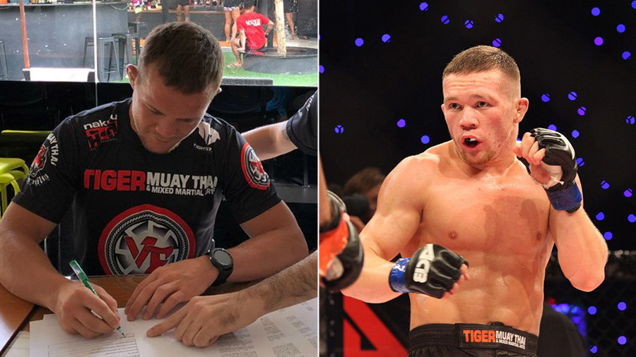 Cool customer: Petr Yan chills out Russian-style after win at UFC Prague (VIDEO)