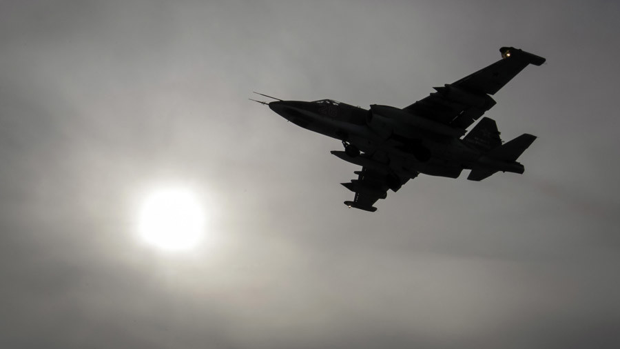 Militants in Syria claim to have shot down Russian warplane