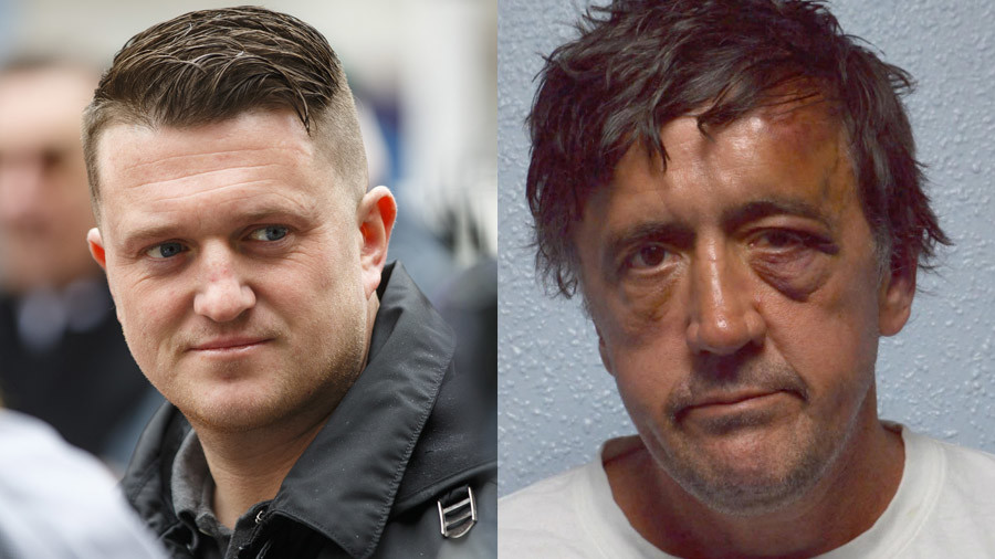 BBC savaged for Tommy Robinson interview following Finsbury Park terrorist conviction