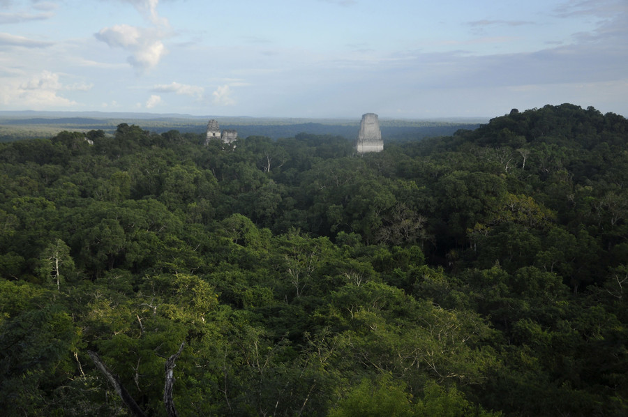 Ancient Mayan 'Megalopolis': Laser tech reveals city within Guatemala jungle