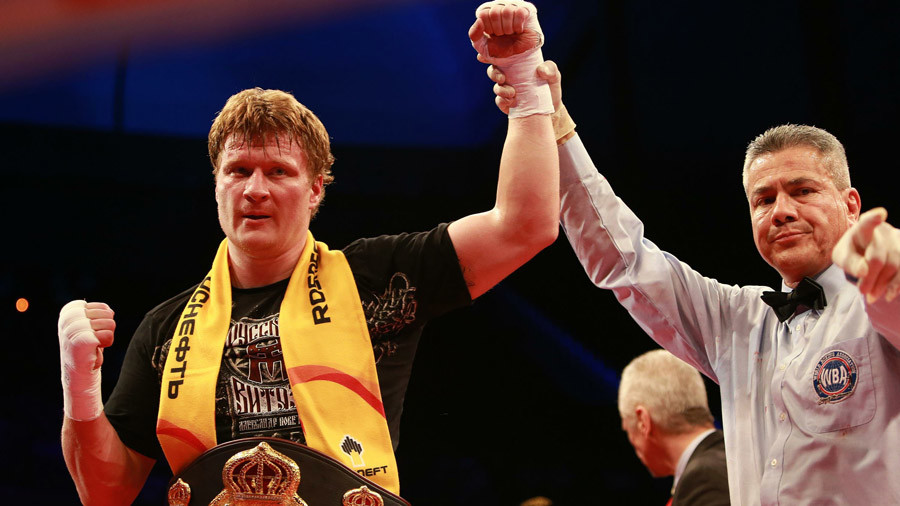 'This fight is my springboard to Anthony Joshua': Povetkin sends warning to heavyweight champ