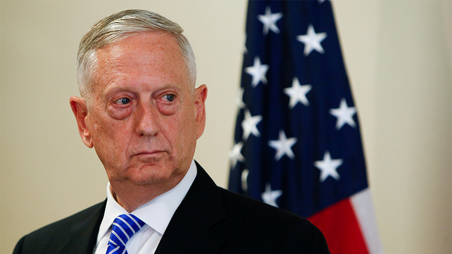 US has no evidence of sarin use by Syrian govt, still concerned about Assad – Mattis